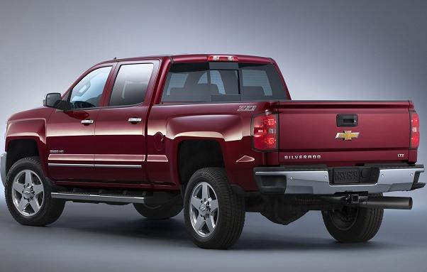 2015 Chevrolet Silverado Release Date