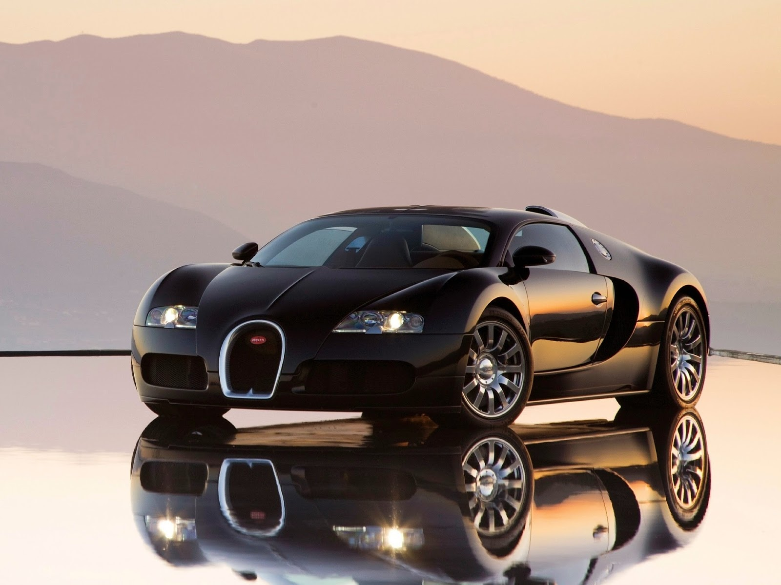 Passion For Luxury The 8 Prettiest Bugatti Veyron Special Editions