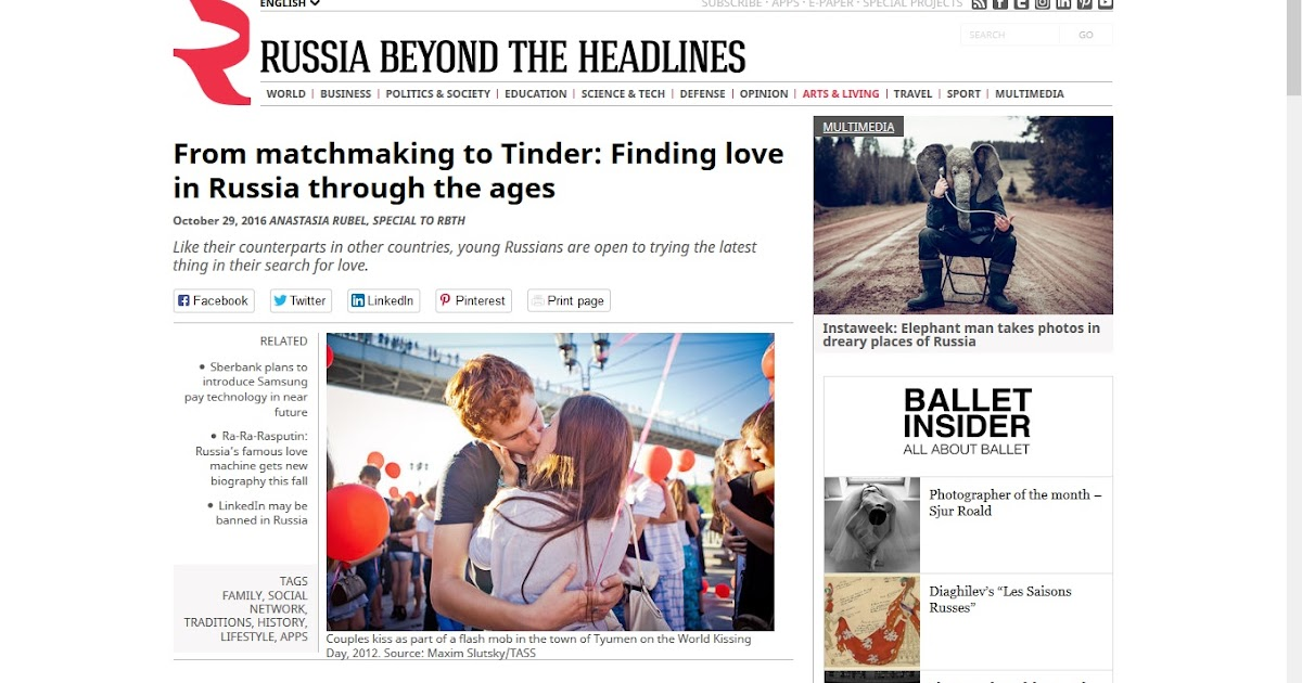 love articles tinder social