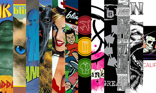 blink-182 Medley: Entire Discography in 12 Minutes