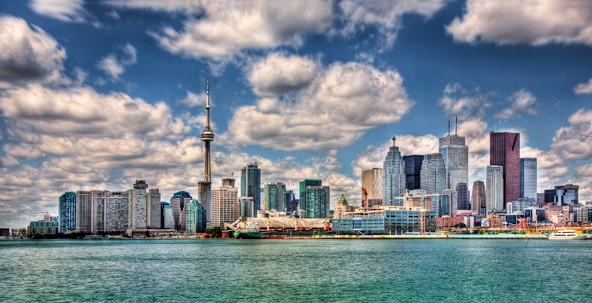 Clima e temperatura em Toronto