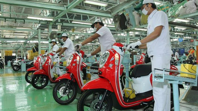 Lowongan Kerja Terbaru 2018 PT Astra Honda Motor Besar-Besaran Dengan Banyak Posisi Menarik Seluruh Indonesia