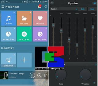 aplikasi pemutar musik android terbaik audioplayer
