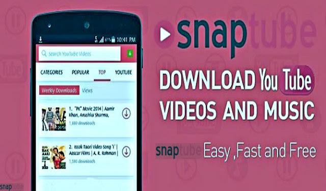 تحميل تطبيق SnapTube VIP الاصدار الاخير للاندرويد