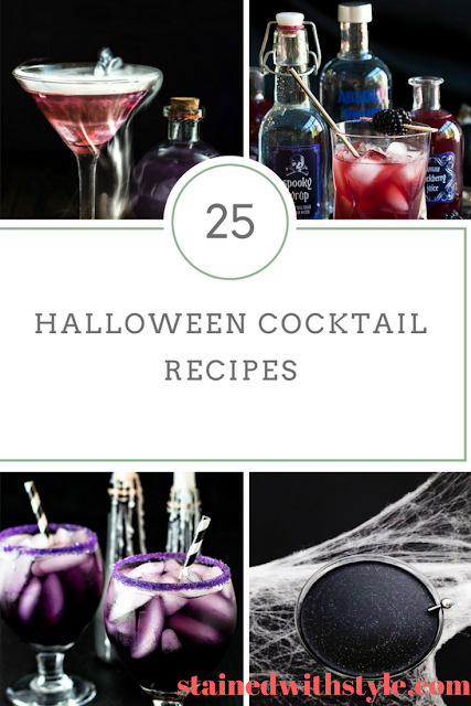 Halloween, drinks, recipes for halloween