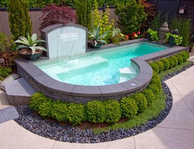 jenis-jenis kolam renang
