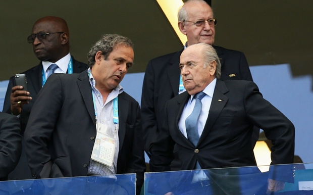 FIFA scandal: Sepp Blatter Michel Platini leads in its fall!