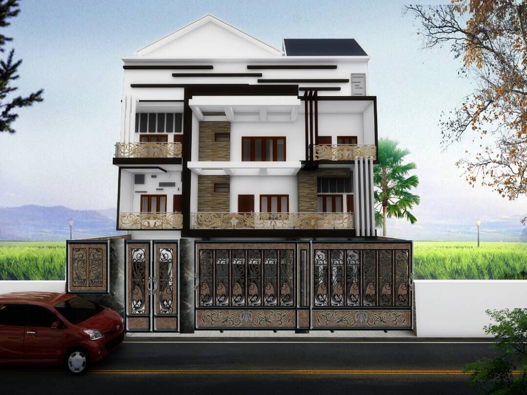 Teralis Baru Rumah Minimalis Teralis Rumah Populer