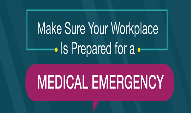 What to do when there's a medical emergency on the job