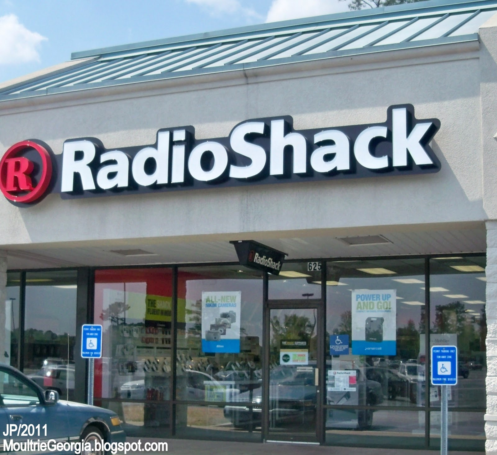 Radio Shack Stores