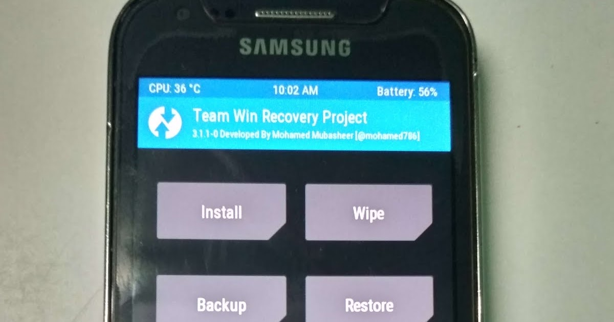 How To Install TWRP 3 1 1 On Samsung Galaxy Ace 3 LTE [S7275R/B/T
