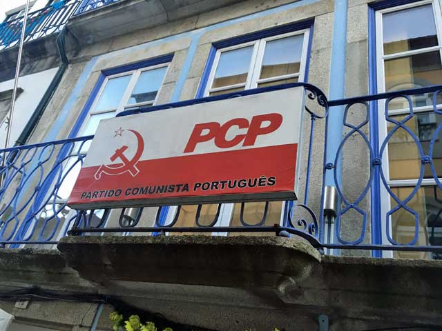 Portuguese Communist Party PCP