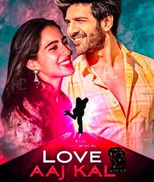 Love Aaj Kal (2020) Hindi Movie 720p HDRip 900MB ESubs Free Download