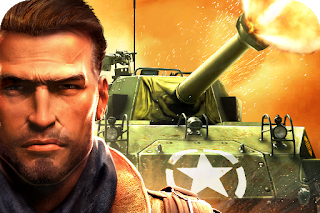 Brothers in Arms 3 v1.4.6d Mod Apk+Data (Free Weapons)