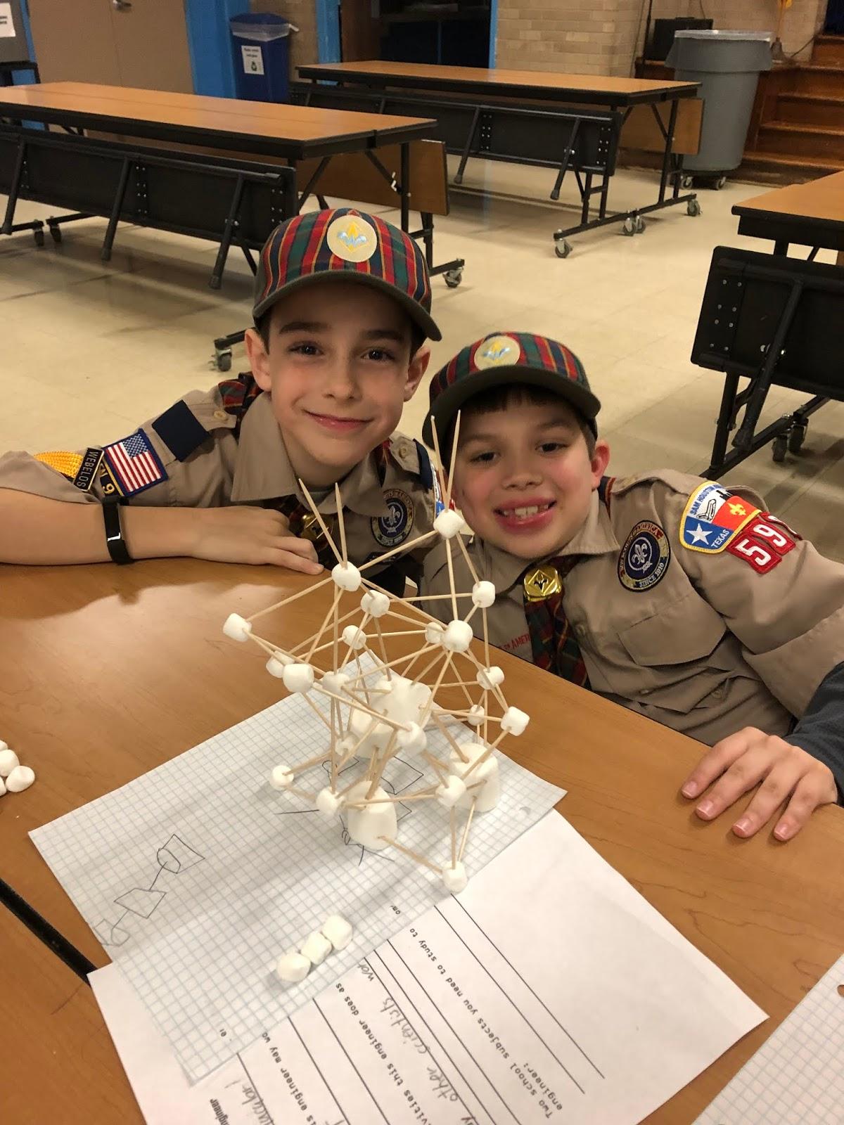 Cub Scout Pack 598