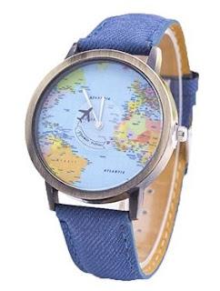 часы путешественника