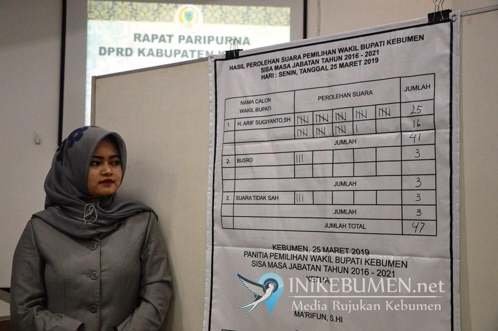 Gus Yazid Tegaskan Arif Sugiyanto Terpilih Sesuai Konstitusi