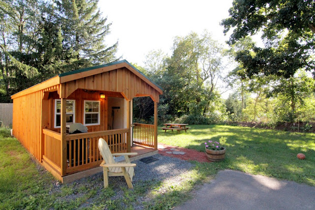 Tiny House Town Windham Cabin 500 Sq Ft