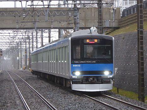 東武野田線 船橋行き 60000系