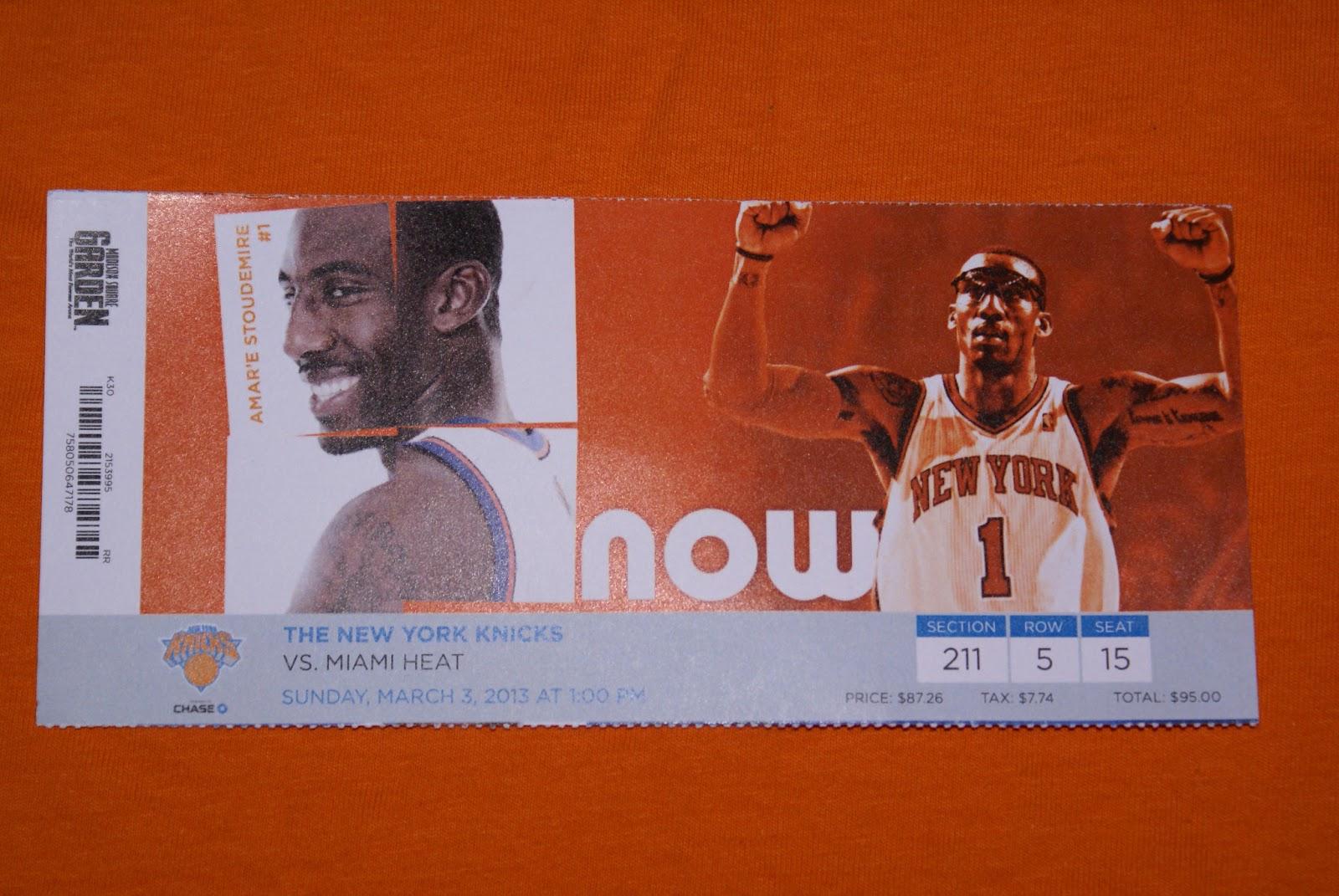 5084a6bcb8e The Fire Rises as The Force Awakens  New York Knicks vs. Miami Heat ...