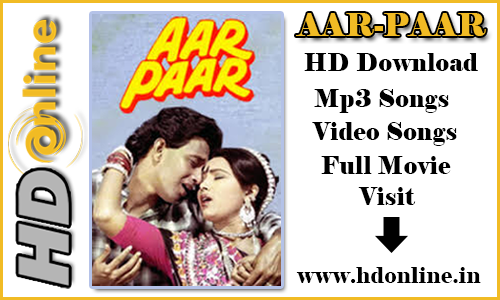Aar- Paar  1985 Movie Banner