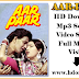 Aar Paar 1985 Movie Mp3 and Video Song Download !