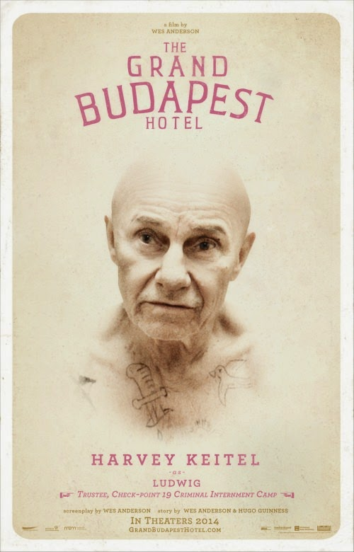 the grand budapest hotel harvey keitel