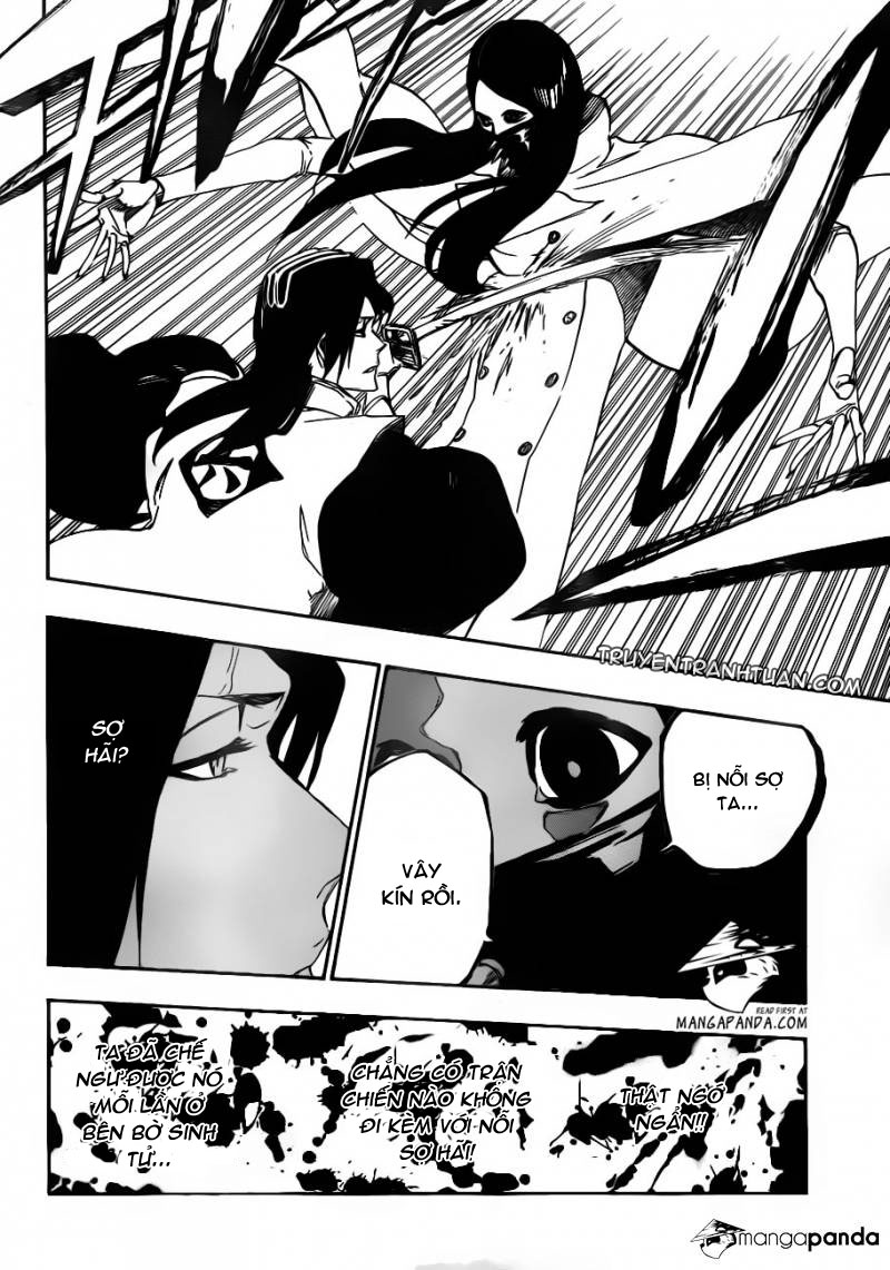 Bleach chapter 501 trang 10