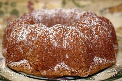 Gluten-Free and Dairy-Free Pumpkin Bundt Cake