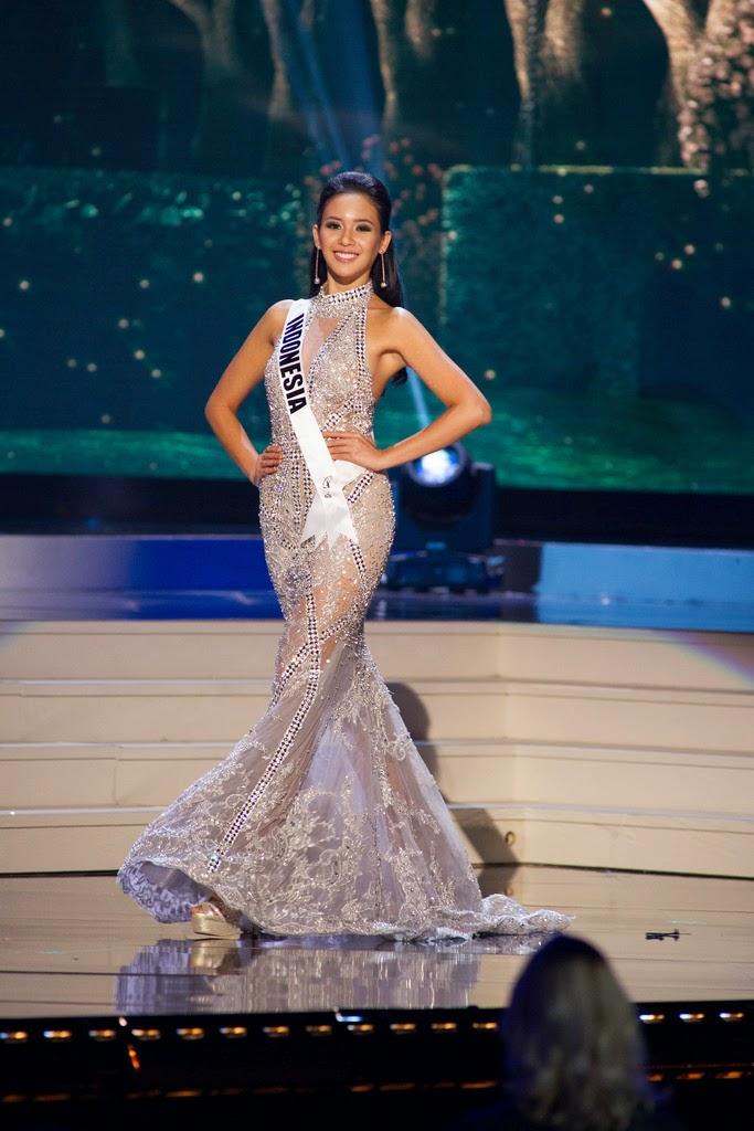 Sashes And Tiaras Miss Universe 2014 Preliminaries