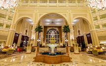 Tokyo Disneyland Hotel Lobby