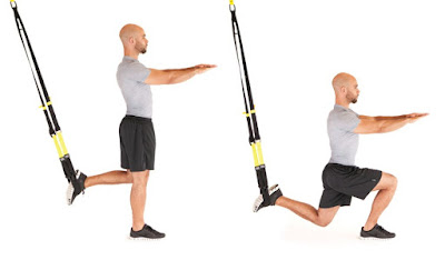 trx knee dive