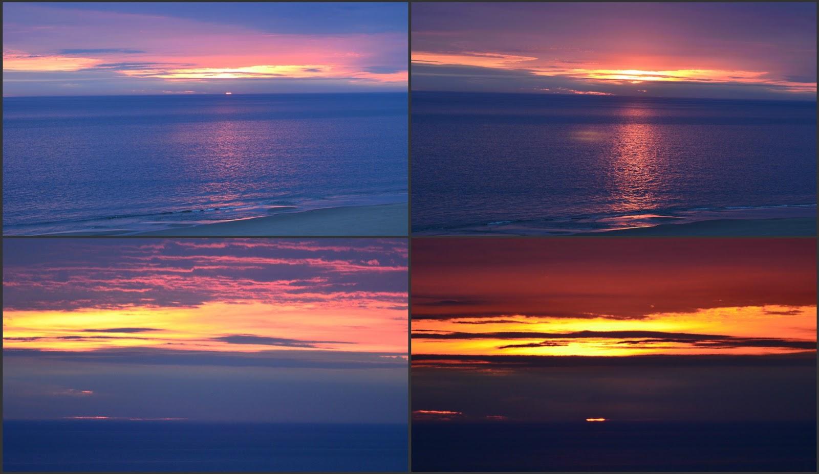 Flower Hill Farm Colors Sunrise Sky Intuitive Palette