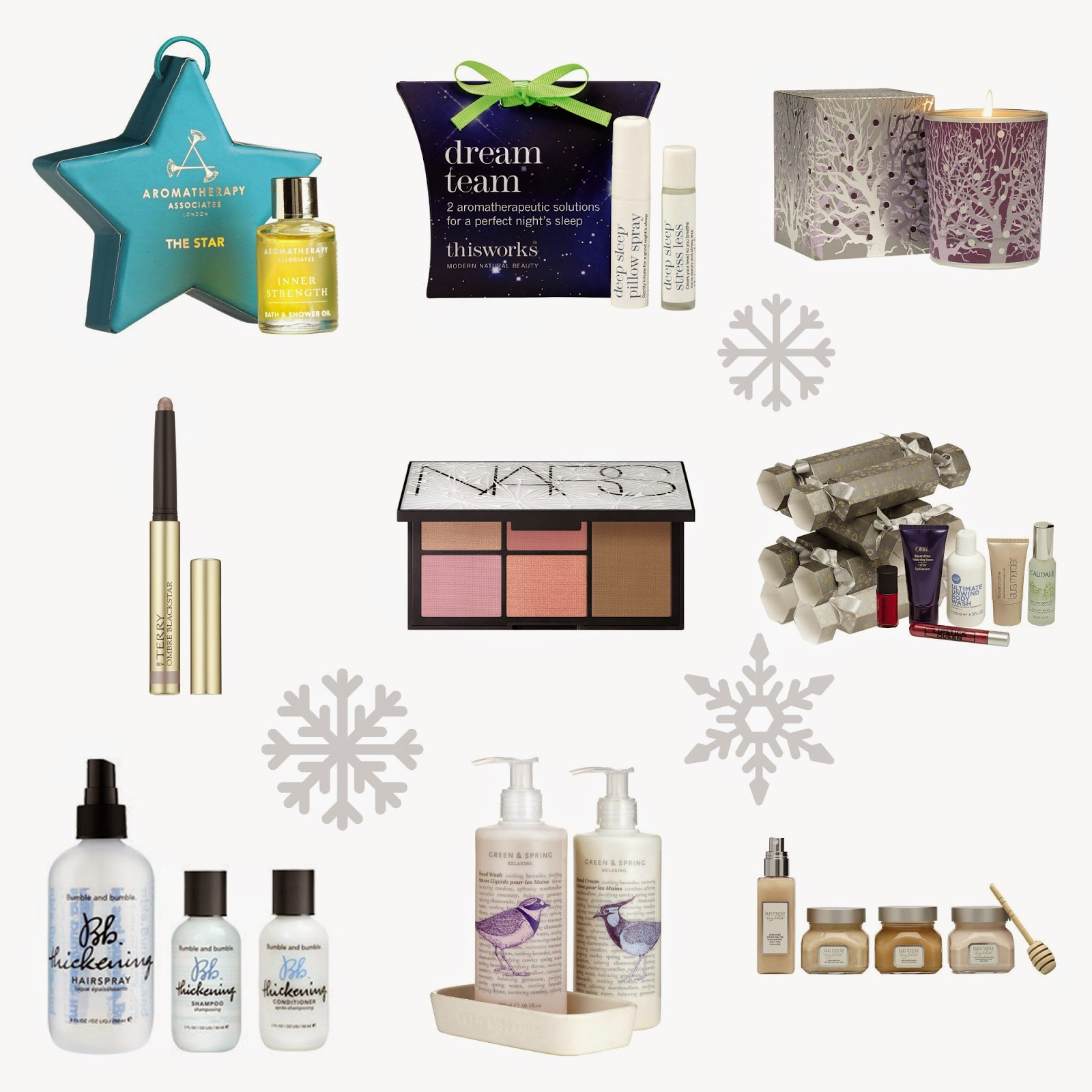 Christmas Gift Guide Space NK