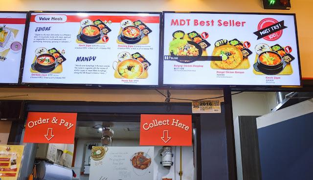 Korean Food at Myaengdong Toppoki. Myaengdong Toppoki halal?,  simple korean food in kuala lumpur, cheap korean food in kuala lumpur, toppoki, bulgagi, bibimbap murah, makanan korea murah di kuala lumpur, makanan korea halal di selangor,