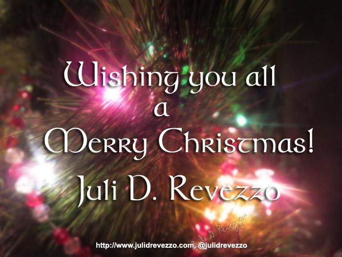 Christmas 2016 wishes by Juli D. Revezzo, photo copyright Juli D. Revezzo