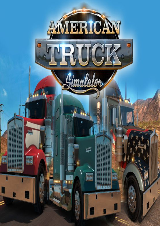 Download American Truck Simulator for PC free full version