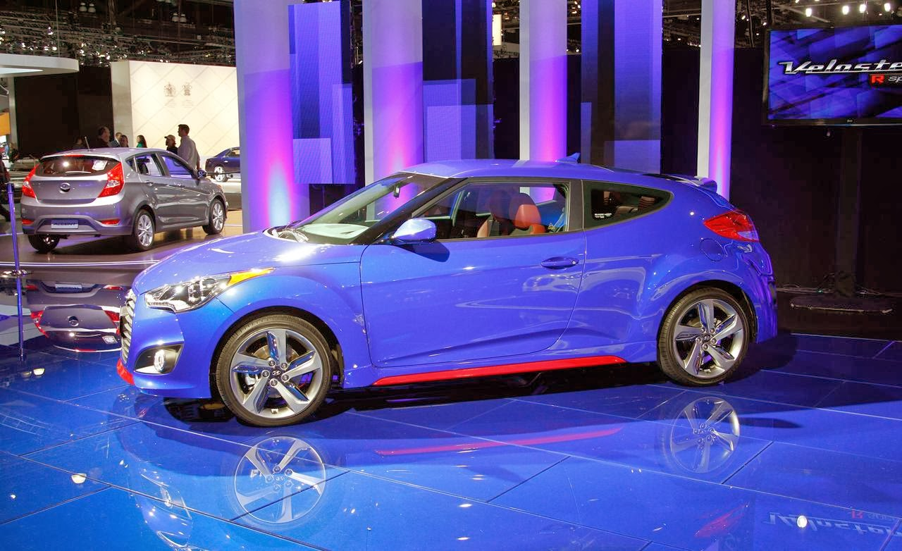 2014 Hyundai Veloster Turbo R Spec Review Price And