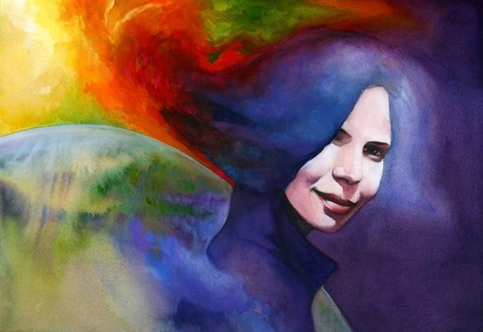 Украинский художник. Mihaïl Zablodski 11