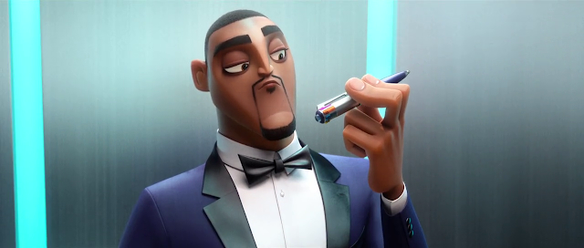 Spies in Disguise (2019) Dual Audio [Hindi-DD5.1] 720p BluRay ESubs Download