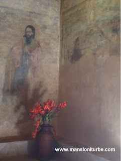 Colonial Art at the Ex Convent of Santa Ana in Tzintzuntzan