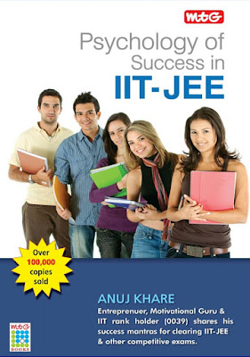 Psychology of success in iitjee pdf by anuj khare