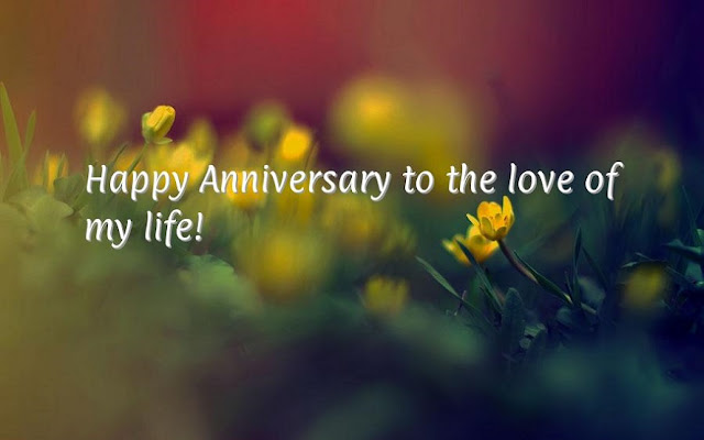 first wedding anniversary wishes for wife