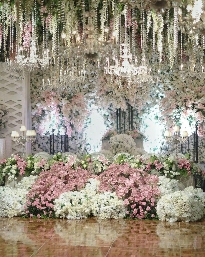 tips dekorasi pernikahan dilokasi sempit