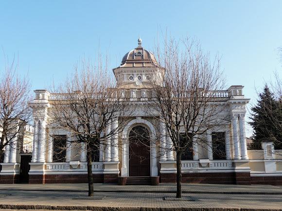 Николаев. Архитектурные памятники. Художественная школа
