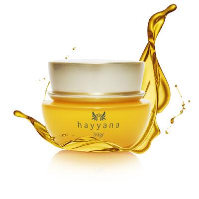 Produk Skincare Pria Hayyana Cosmetics