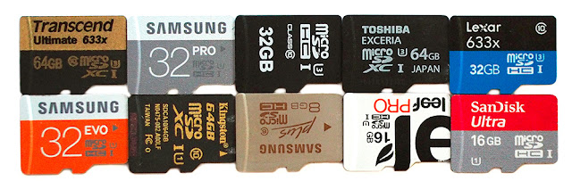 How to pick the best microSD card for your Android phone