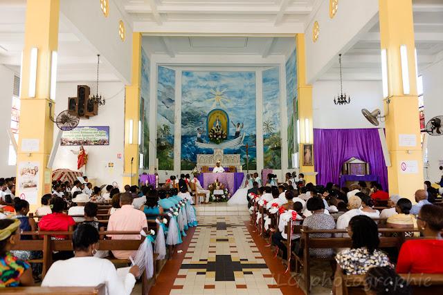 Eglise de Petit-Bourg mariage en Guadeloupe