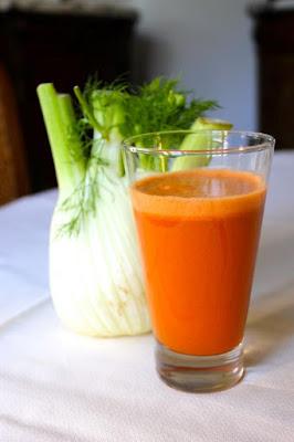 Un jus aux légumes pour combattre l'anxiété