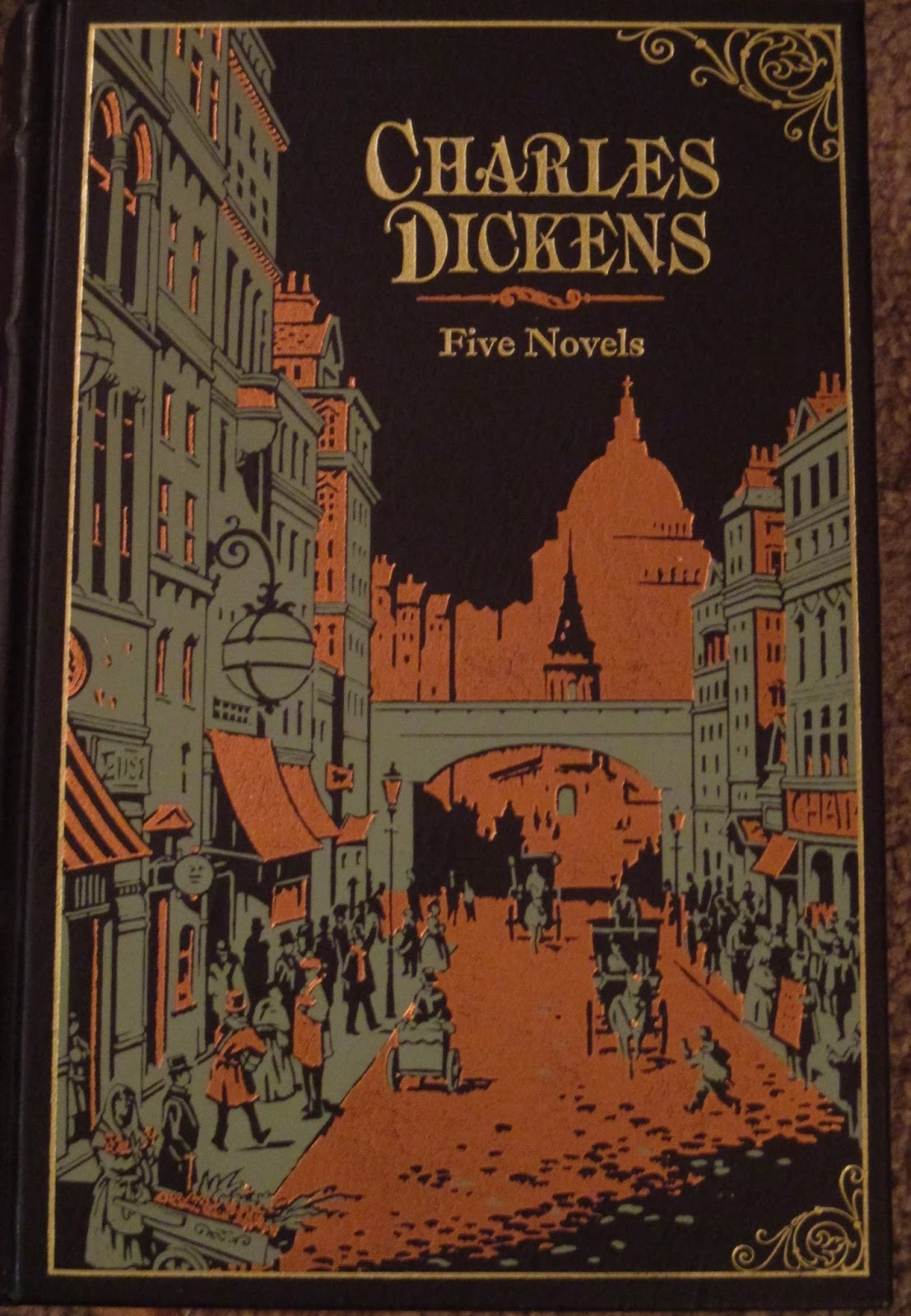 an analysis of david copperfield and oliver twist two novels by charles dickens Works of charles dickens: oliver twist, great expectations, david copperfield, tale of two cities.